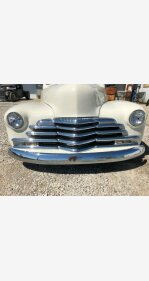 1948 Chevrolet Stylemaster for sale 101167721
