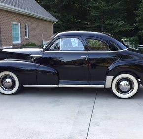 1948 Chevrolet Stylemaster for sale 100990572