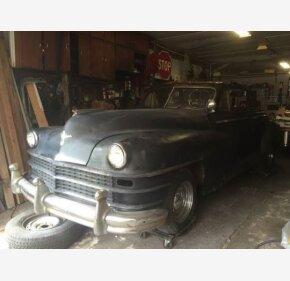 1948 Chrysler Windsor for sale 100823500