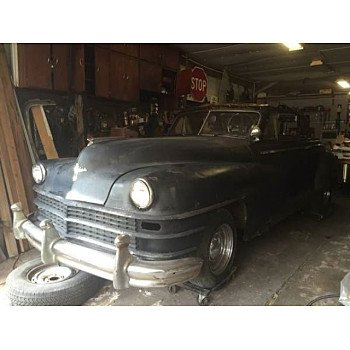 1948 Chrysler Windsor for sale 100823500