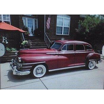 1948 Chrysler Windsor for sale 101541708