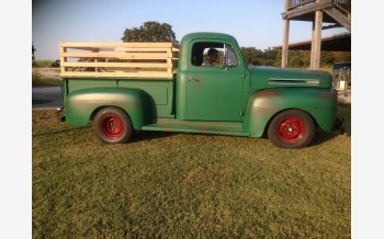 1948 Ford F1 for sale 101598910