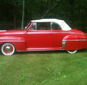 1948 Ford Super Deluxe for sale 100768250