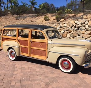 1948 Ford Super Deluxe for sale 101036437