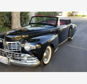1948 Lincoln Continental for sale 101052347