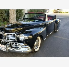 1948 Lincoln Continental for sale 101145307
