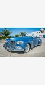 1948 Lincoln Continental for sale 101192230