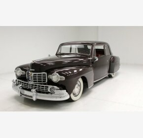 1948 Lincoln Continental for sale 101250649
