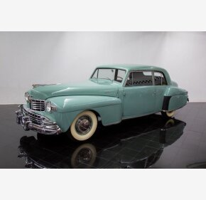 1948 Lincoln Continental for sale 101341924