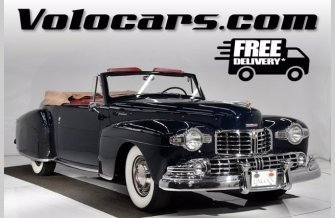 1948 Lincoln Continental for sale 101350319