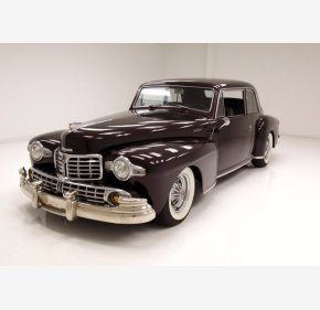 1948 Lincoln Continental for sale 101354041