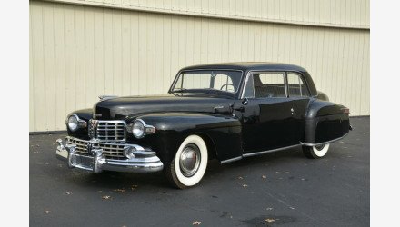 1948 Lincoln Continental for sale 101437551
