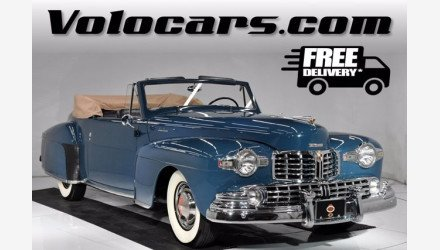 1948 Lincoln Continental for sale 101439123