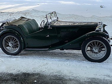 1948 MG TC for sale 101314655