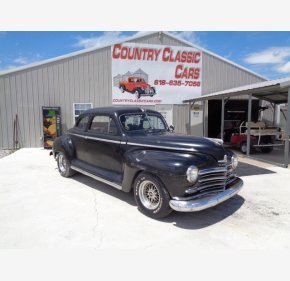 1948 Plymouth Other Plymouth Models Classics for Sale