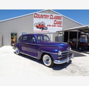 1948 Plymouth Special Deluxe for sale 101164669