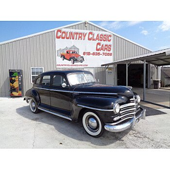 1948 Plymouth Special Deluxe for sale 101167909