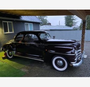 1948 Plymouth Special Deluxe for sale 101440376