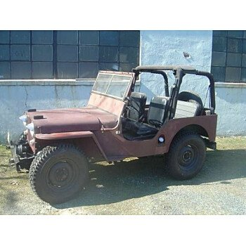 1948 Willys CJ-2A for sale 100823651