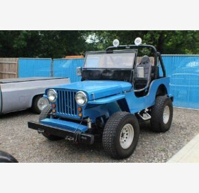 1948 Willys CJ-2A for sale 101129324