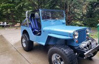 1948 Willys CJ-2A for sale 101178839