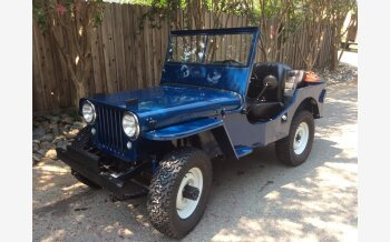 1948 Willys CJ-2A for sale 101187171
