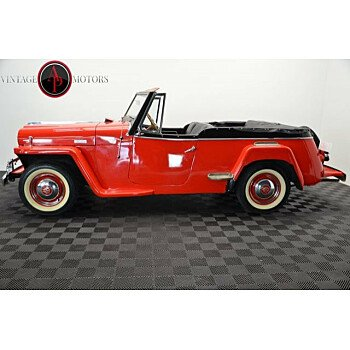 1948 Willys Jeepster for sale 101089172
