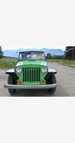 1948 Willys Jeepster Phaeton for sale 101348478