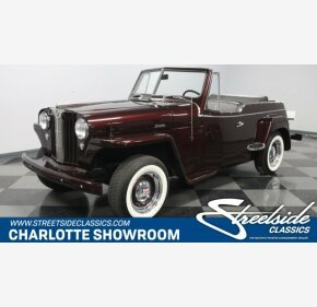 1948 Willys Jeepster for sale 101113108