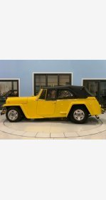 1948 Willys Jeepster for sale 101302208