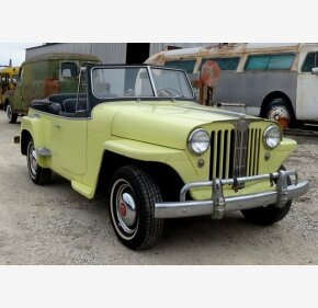 1948 Willys Jeepster for sale 101423956
