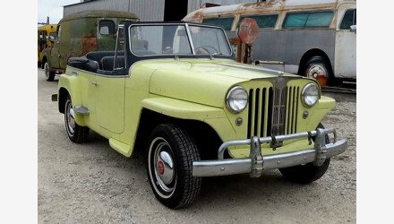 1948 Willys Jeepster for sale 101438406