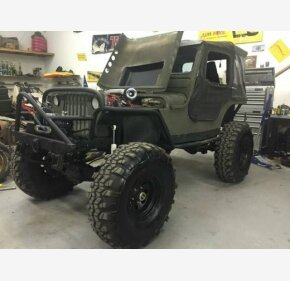 1948 Willys Other Willys Models for sale 100836970
