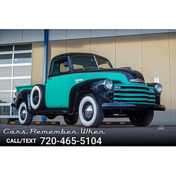1949 Chevrolet 3100 for sale 101081996