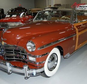 1949 Chrysler Town & Country for sale 101293452