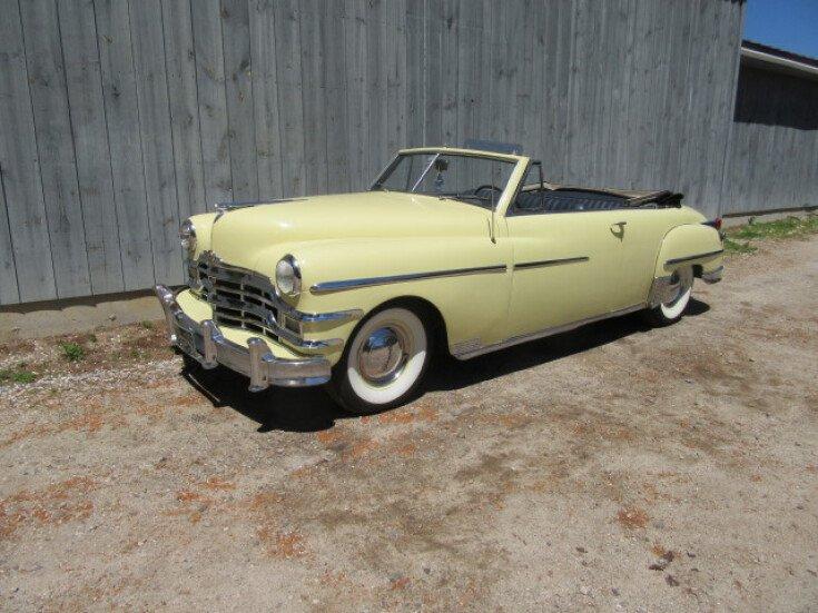 7cfbf3bde53 1949 Chrysler Windsor for sale near Freeport