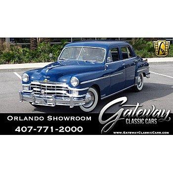 1949 Chrysler Windsor for sale 101084843