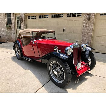 1949 MG TC for sale 101172569
