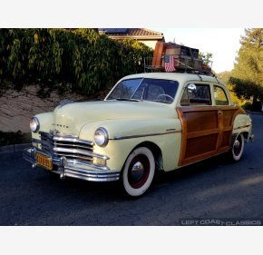 1949 Plymouth Special Deluxe for sale 101439642