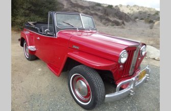 1949 Willys Jeepster for sale 101060607