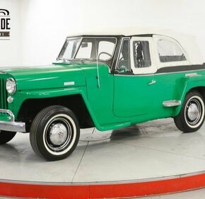 1949 Willys Jeepster for sale 101329991