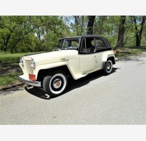 1949 Willys Jeepster for sale 101330196