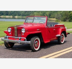 1949 Willys Jeepster for sale 101377812