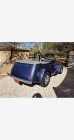 1949 Willys Jeepster for sale 101399498