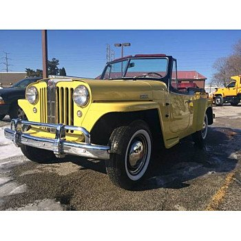 1949 Willys Jeepster for sale 101573706