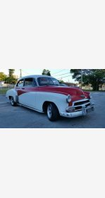1950 Chevrolet Styleline for sale 100823680