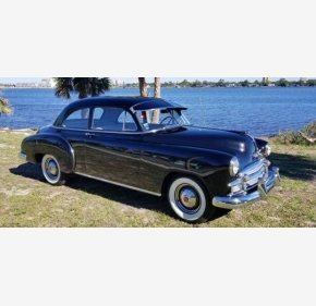 1950 Chevrolet Styleline for sale 100992306