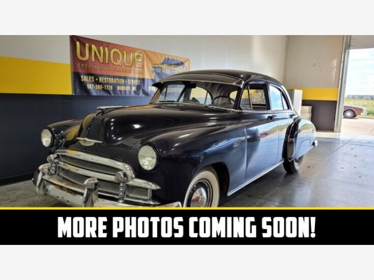 1950 Chevrolet Styleline for sale 101603970