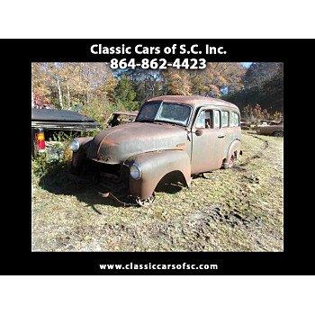 1950 Chevrolet Suburban for sale 101308106