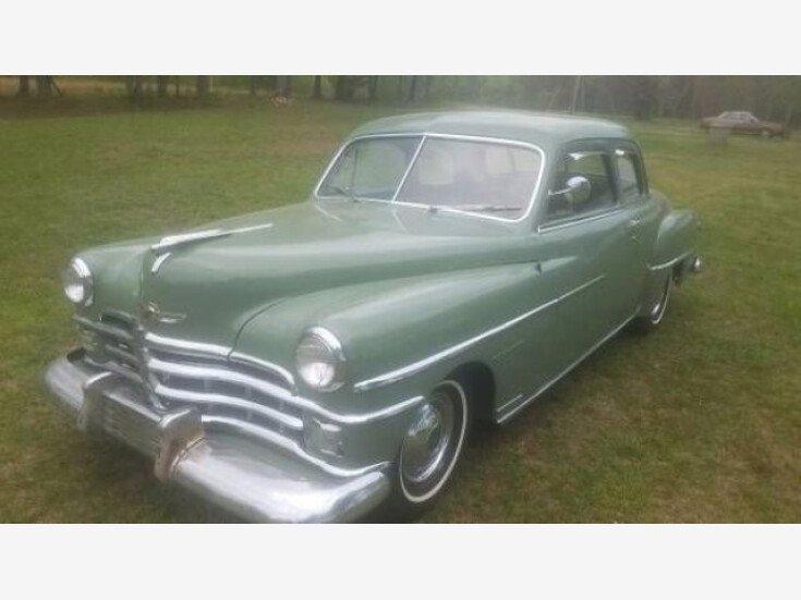 1950 Chrysler Windsor for sale 100890306